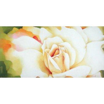 quadros de flores - Quadro -The Rose, 1997- - Sim, Myung-Bo