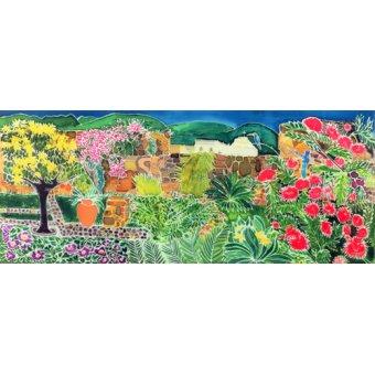 - Quadro - Convent Gardens, Antigua, 1993- - Simon, Hilary