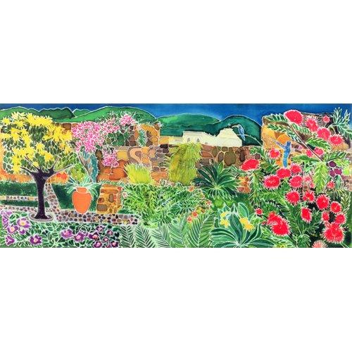 Quadro - Convent Gardens, Antigua, 1993-
