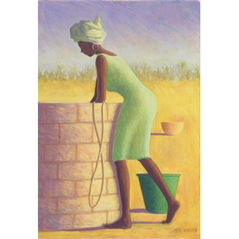 - Quadro - Water from the Well, 1999 (oil on canvas)- - Willis, Tilly