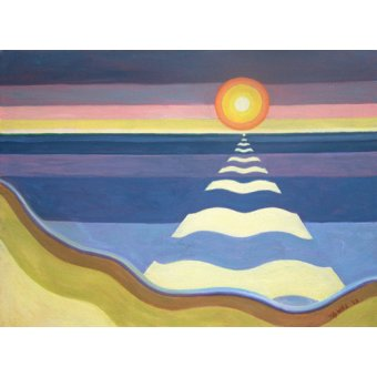 - Quadro - Evening Sun, 2003 (oil on canvas) - - Willis, Tilly