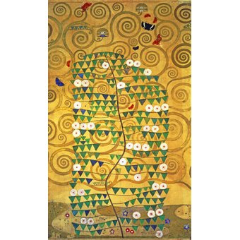 Quadros abstratos - Quadro -Tree of life- - Klimt, Gustav