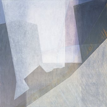 Quadros abstratos - Quadro -Amfortas - Selassie - Adam, 1998 (oil on linen)- - Millar, Charlie