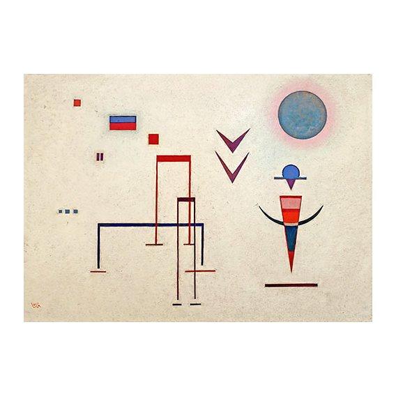 Quadro - Barulhos de brincadeira, 1929 -
