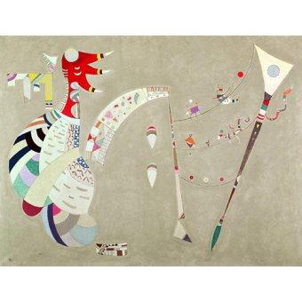 - Quadro - Balanced, 1942 - - Kandinsky, Wassily