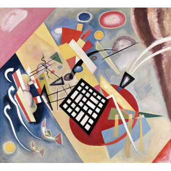 - Quadro - Black Frame, 1922 - - Kandinsky, Wassily