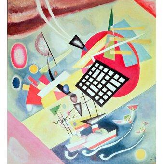 - Quadro - Black Network, 1922 - - Kandinsky, Wassily