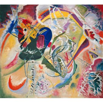 - Quadro - Improvisation 35, 1914 - - Kandinsky, Wassily