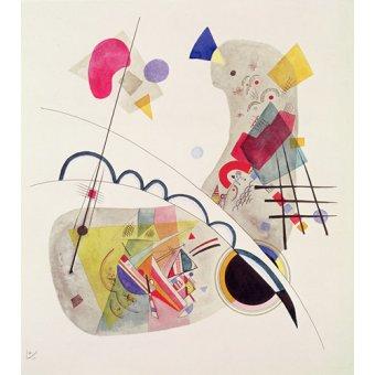 Quadros para quarto - Quadro - Grave Forme, 1922 - - Kandinsky, Wassily