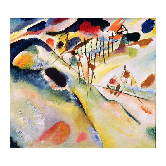 Quadro - Landscape, 1913 -