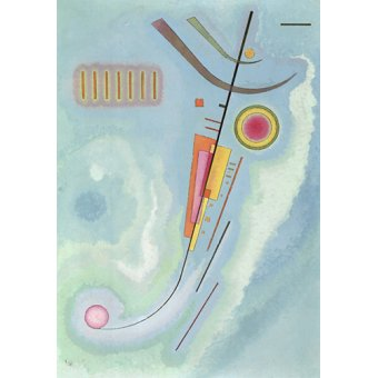 - Quadro - Leger, Abstract Art, 1930 - - Kandinsky, Wassily