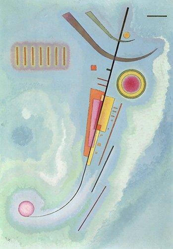 quadros-abstratos - Quadro - Leger, Abstract Art, 1930 - - Kandinsky, Wassily