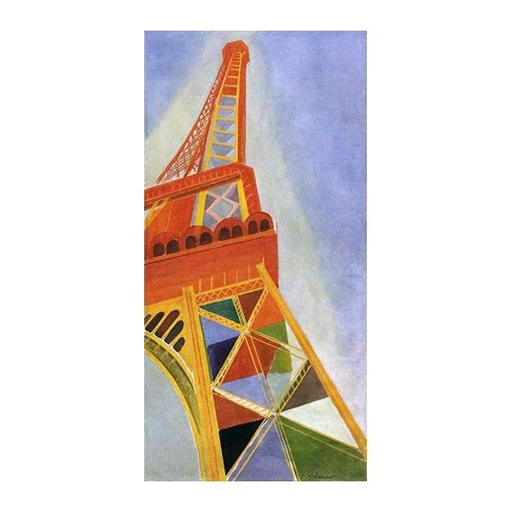 Quadro - A Torre Eiffel, 1926 -