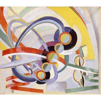 - Quadro - Hélice e ritmo, 1937 - - Delaunay, Robert