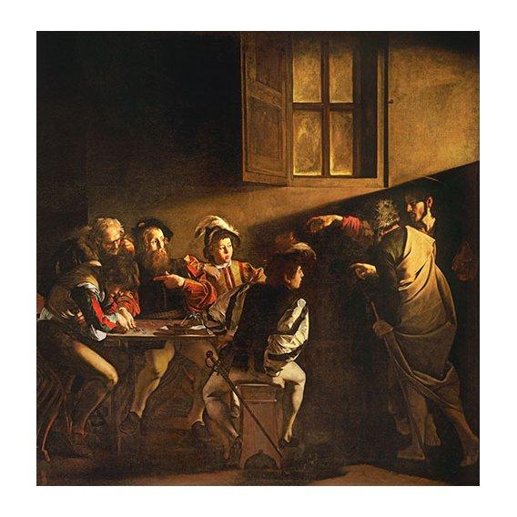 Quadro -A Chamada de São Mateus -