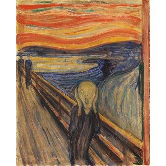 - Quadro -O Grito, 1893- - Munch, Edvard