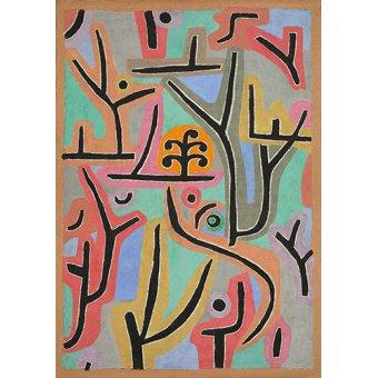 - Quadro - Park bei Lu,1938 - - Klee, Paul