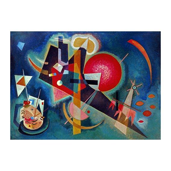 Quadro - In Blue, 1925 -