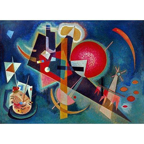 Quadro - Em azul, 1925 -