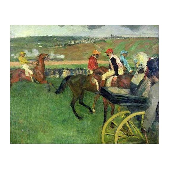 fotos de fauna - Quadro -The race course-
