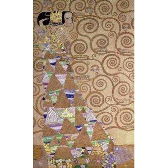 - Quadro -Expectation- - Klimt, Gustav