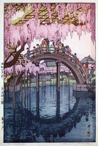 quadros-etnicos-e-orientais - Quadro -c613b- - _Anónimo Japones