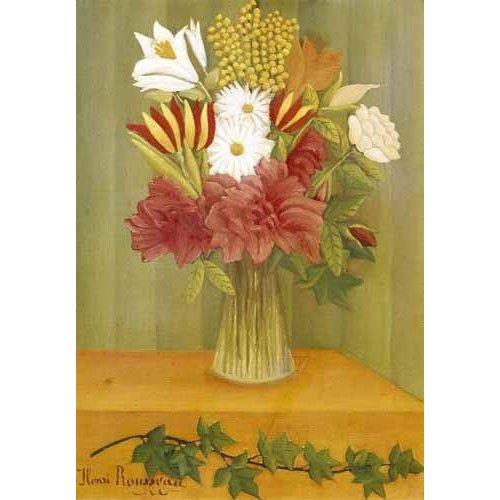 Quadro -Ramo de flores-