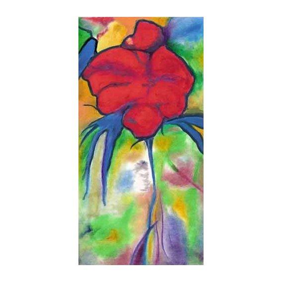 imagens de flores - Quadro -Amapoli-