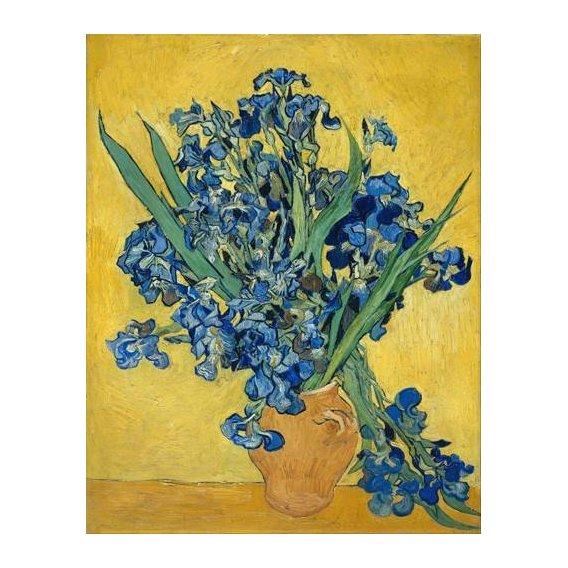 imagens de flores - Quadro -Lirios-