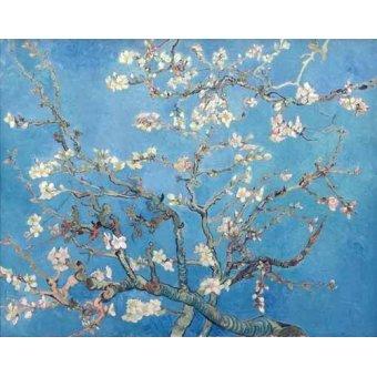 flowers - Picture -El almendro- - Van Gogh, Vincent