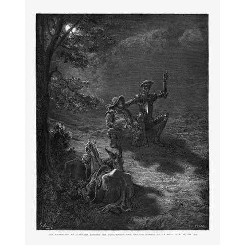 Cuadro -El Quijote 2-76-