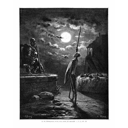 Quadro -El Quijote 1-22-
