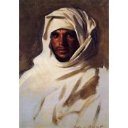 Picture -A Bedouin Arab-