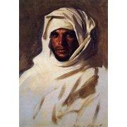 Quadro -A Bedouin Arab-