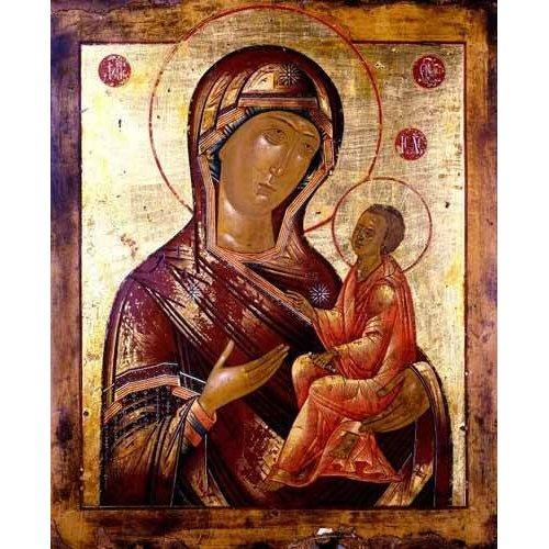 Quadro -La Virgen Hodogetria-