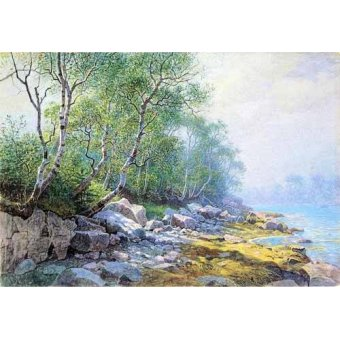 - Quadro -Seal Harbor Mount Desert Maine- - Haseltine, William