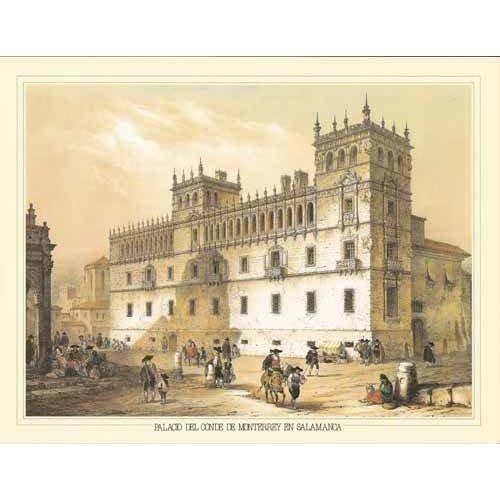 Quadro -Palacio del Conde de Monterrey en Salamanca-