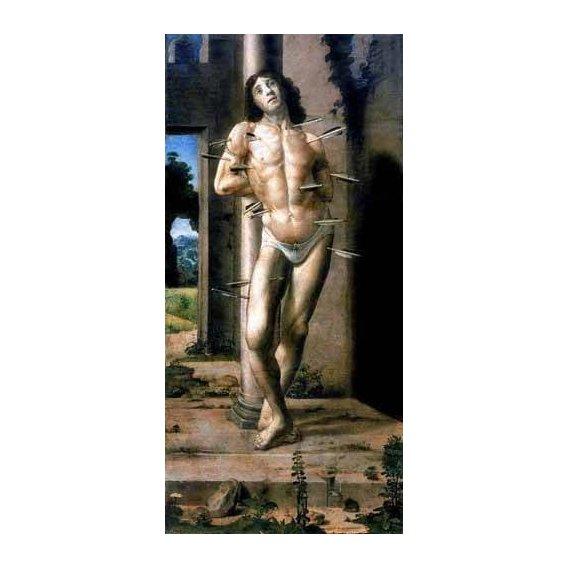 religious paintings - Picture -San Sebastian-