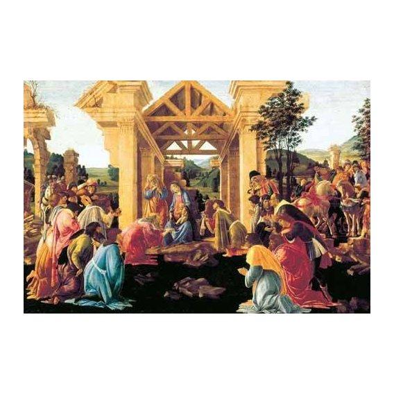 imagens religiosas - Quadro -Adoración de los Reyes Magos-
