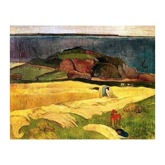 pinturas de paisagens - Quadro -Friedrich 005-
