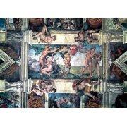 Quadro -Bóveda: Pecado original-