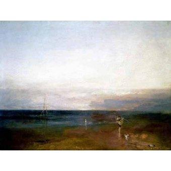 - Quadro -La estrella vespertina- - Turner, Joseph M. William