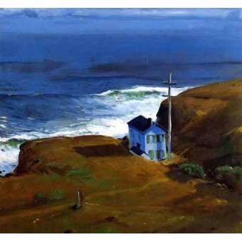 - Quadro -Shore House- - Bellows, George
