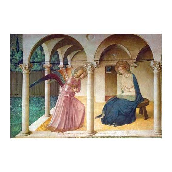 religious paintings - Picture -Anunciación-