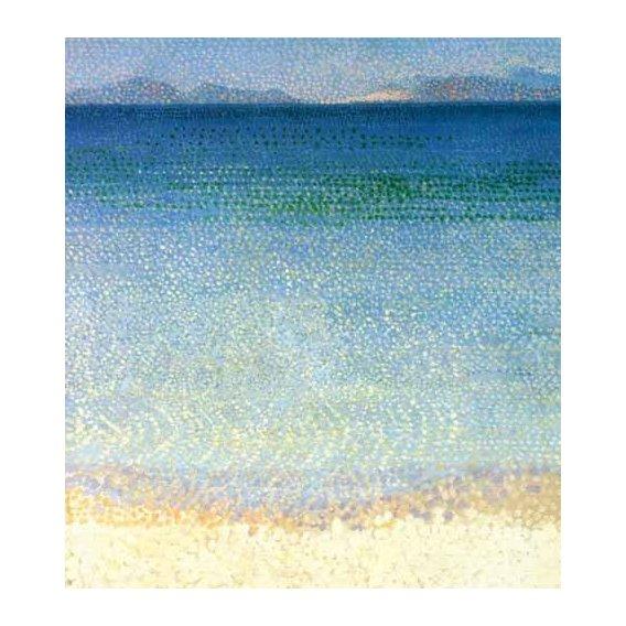 pinturas de paisagens marinhas - Quadro -Las islas de Oro-