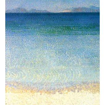 quadros de paisagens marinhas - Quadro -Las islas de Oro- - Cross, Henri Edmond