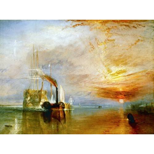 Quadro -The Fighting Temeraire-
