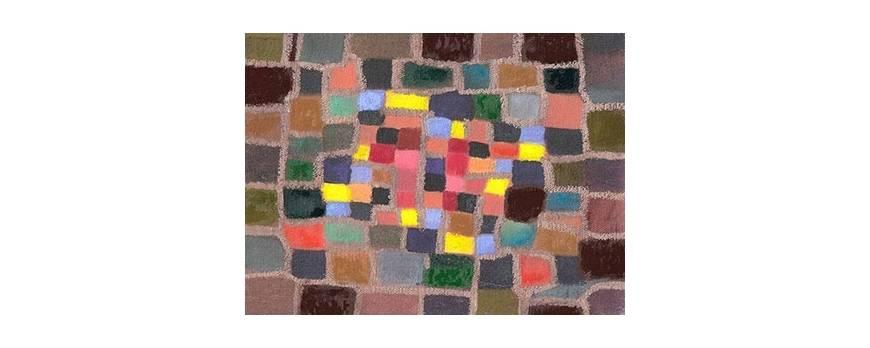 Dicas para combinar quadros de acordo com a decoração da sala - Blog Artisan Gallery