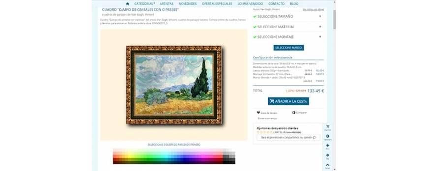 A arte de enquadrar imagens - Blog Artisan Gallery